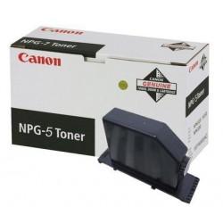 TONER PHOTOCOPIEUR ORIGINAL CANON NPG5 NOIR