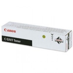 TONER PHOTOCOPIEUR ORIGINAL CANON CEXV7 NOIR 5300 PAGES