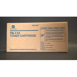 TONER PHOTOCOPIEUR ORIGINAL KONICA MINOLTA TN113 NOIR 5000 PAGES