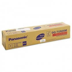 TONER ORIGINAL PANASONIC DQ-TUN20M MAGENTA 20000 PAGES