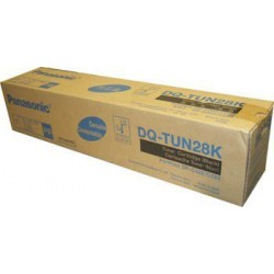 TONER ORIGINAL PANASONIC DQ-TUN28K NOIR 28000 PAGES