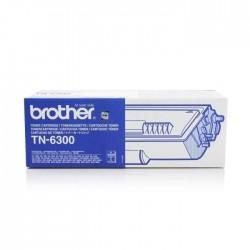 TONER LASER ORIGINAL BROTHER TN6300 NOIR 3000 PAGES