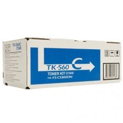 TONER LASER ORIGINAL KYOCERA TK560C FSC5300 CYAN 10000 PAGES
