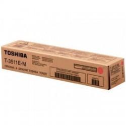 TONER PHOTOCOPIEUR ORIGINAL TOSHIBA T3511E MAGENTA