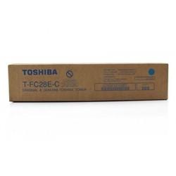 TONER PHOTOCOPIEUR ORIGINAL TOSHIBA FC28E CYAN