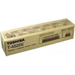 TONER PHOTOCOPIEUR ORIGINAL TOSHIBA T4520E NOIR