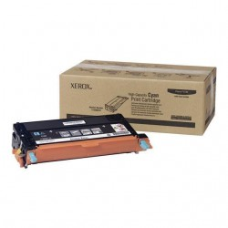 TONER LASER ORIGINAL XEROX PHASER 6180 - 113R00723 CYAN 6000 PAGES